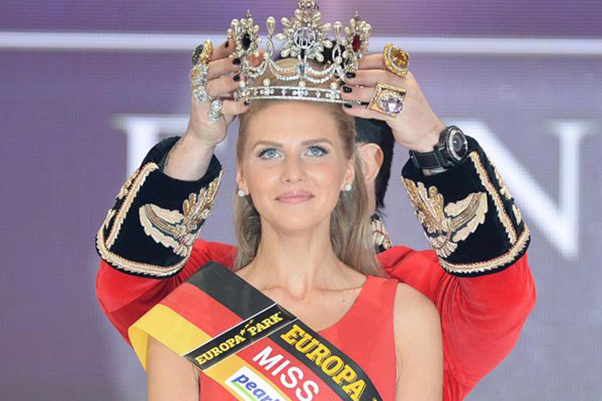 ملكة جمال ألمانيا تعتزل الطب