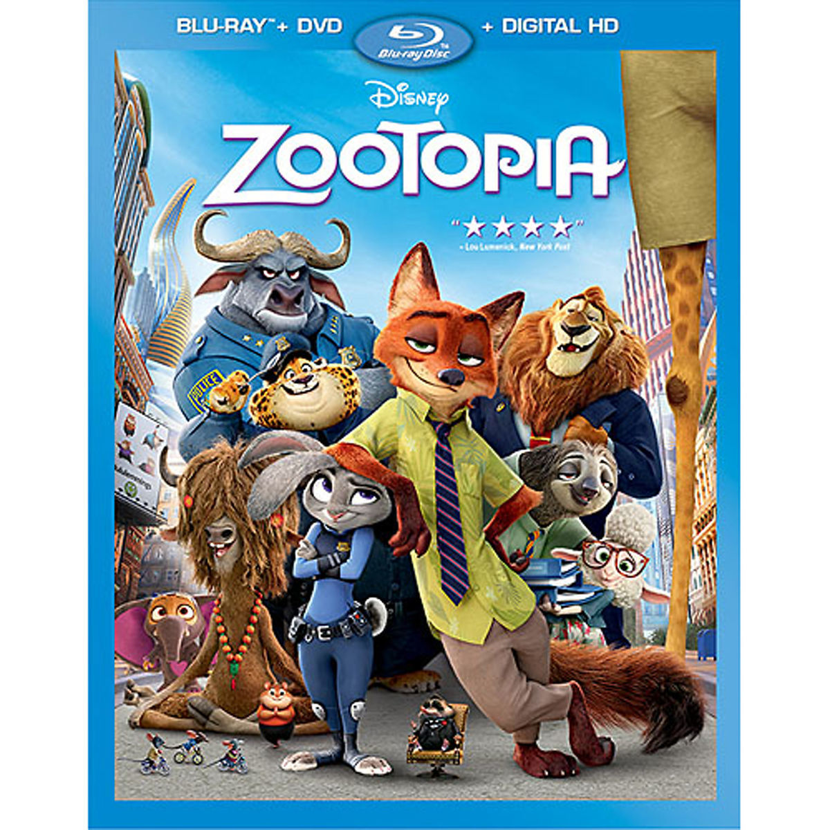 Kids Wizard Download Zootopia 2016 Tamil Dubbed