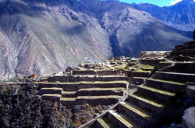 forteresse Ollantaytambo