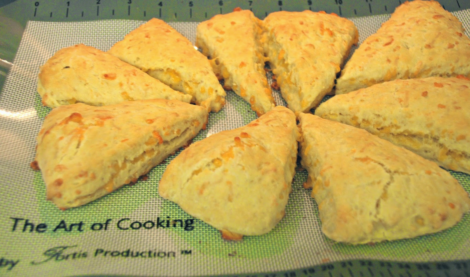 Cheese Scones HomeMadeZagat
