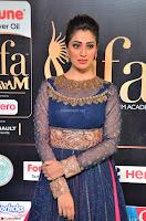Raai Laxmi in Beautiful Backless Designer Anarkali Gown at IIFA Utsavam Awards 2017  Day 2  Exclusive 20.JPG