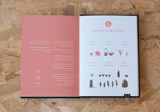 35 Beautiful Recipe Book Designs  JayceoYesta
