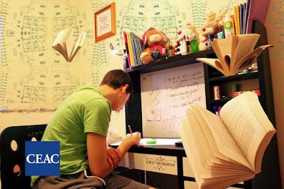 CEAC te da consejos para prepararte para un examen