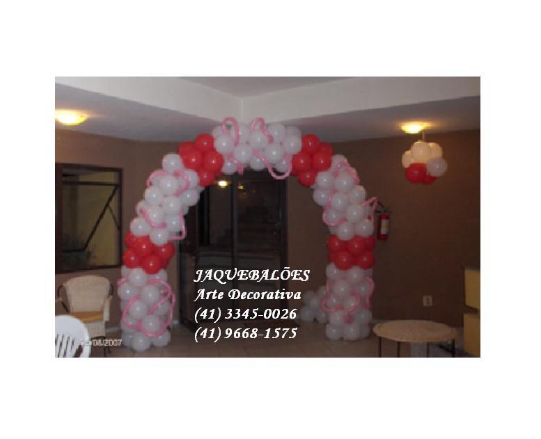 a00829760e9 Jaque Balões  Decoração Paixão - Dia dos Namorados