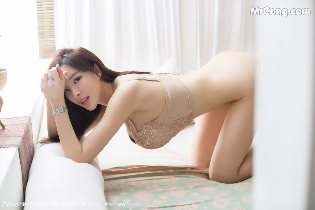 Image YouMi-Vol.197-Tu-Fei-Yuan-Ai-Cuo-Qiong-MrCong.com-002 in post YouMi Vol.197: Người mẫu 奶瓶土肥圆 (48 ảnh)
