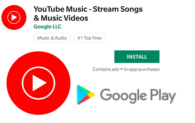 YouTube Music Stream Songs & Music Videos Features in Hindi