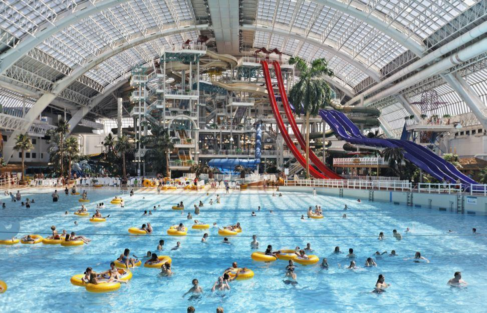 Best Water Parks Top Jobs In The Middle East