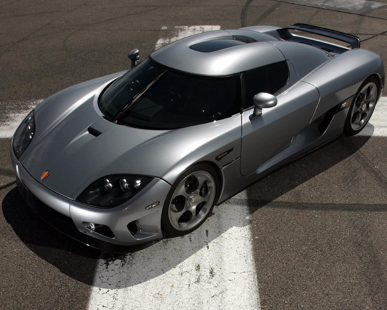 Meet Your Desires: Koenigsegg CCX