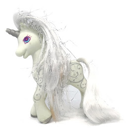 My Little Pony Princess Silver Swirl Princess Ponies G2 Pony