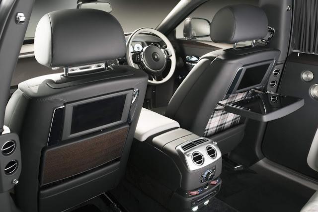 Dubbed Rolls-Royce Ghost Elegance