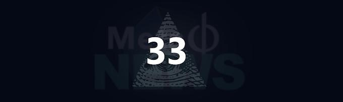 La symbolique du nombre 33