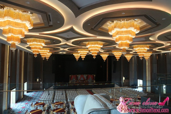 TSR Conference Hall di IRDKL Mall Shah Alam