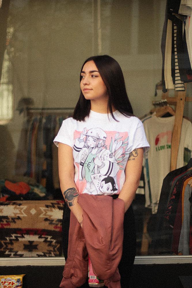 Ilustrasi, Fashion, dan Kesenangan dari Crisalys