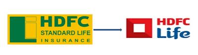 HDFC Standard Life Insurance Renamed