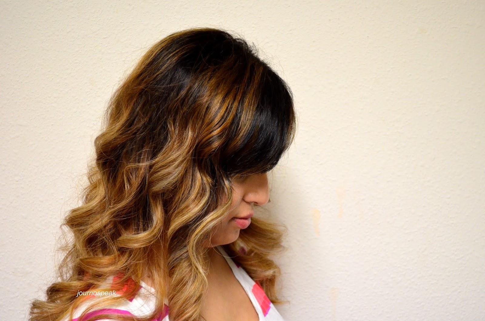 Golden Honey Balayage New Hair Color Journospeak
