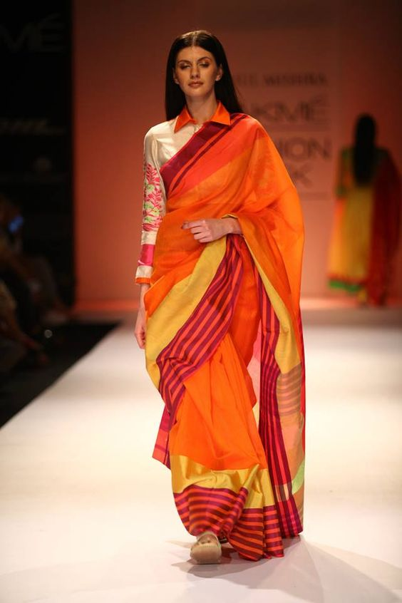 Blouse Stand Neck Designs : Stylish saree blouse designs for this festive season