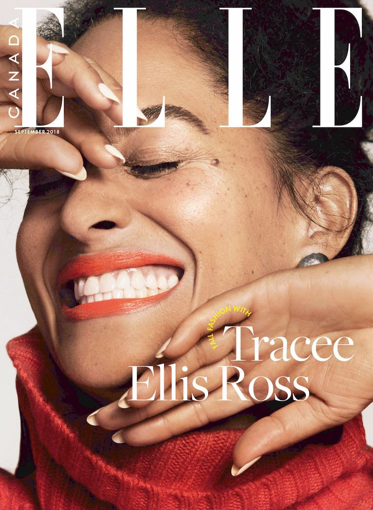 Tracee Elliss Ross Magazine Cover