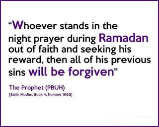 Stand on Night Prayer During Ramadan