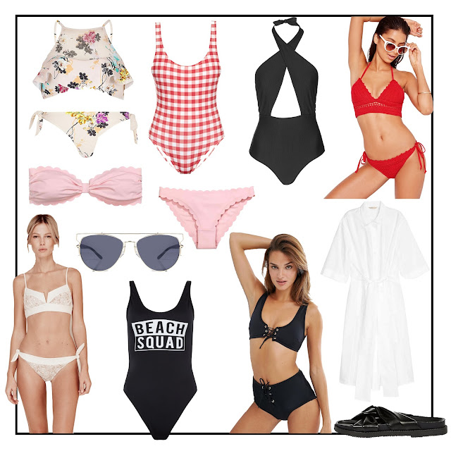 Summer Edit | The Swimwear List on Laura Rebecca Smith Fashion Blog