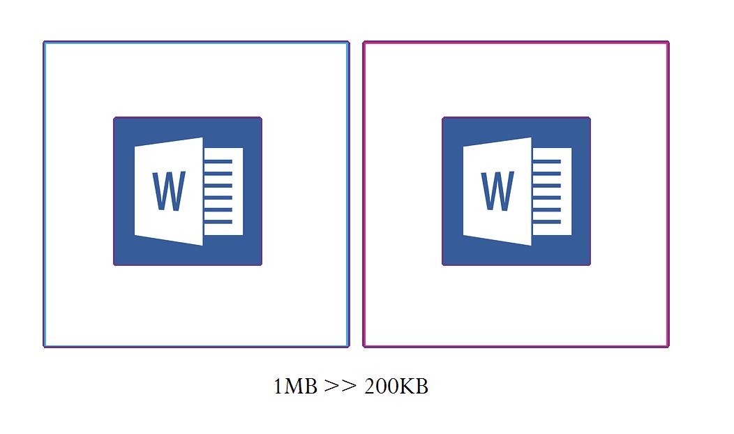 Cara Kompres File Word Jadi Jauh Lebih Kecil