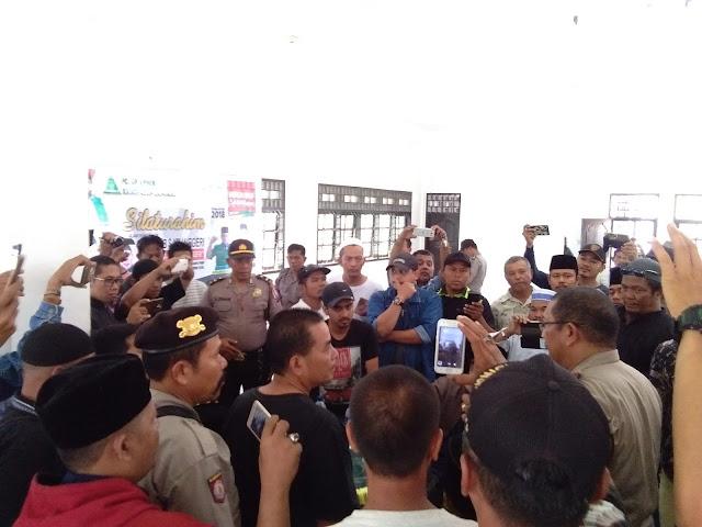 GP Ansor Langkat Tidak Terima Dengan Aksi Warga Di Tanjung Pura