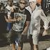 Timaya seen with Pitbull in Trinidad