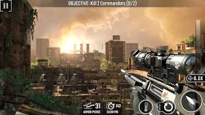 Sniper Strike: Special Ops gameplay