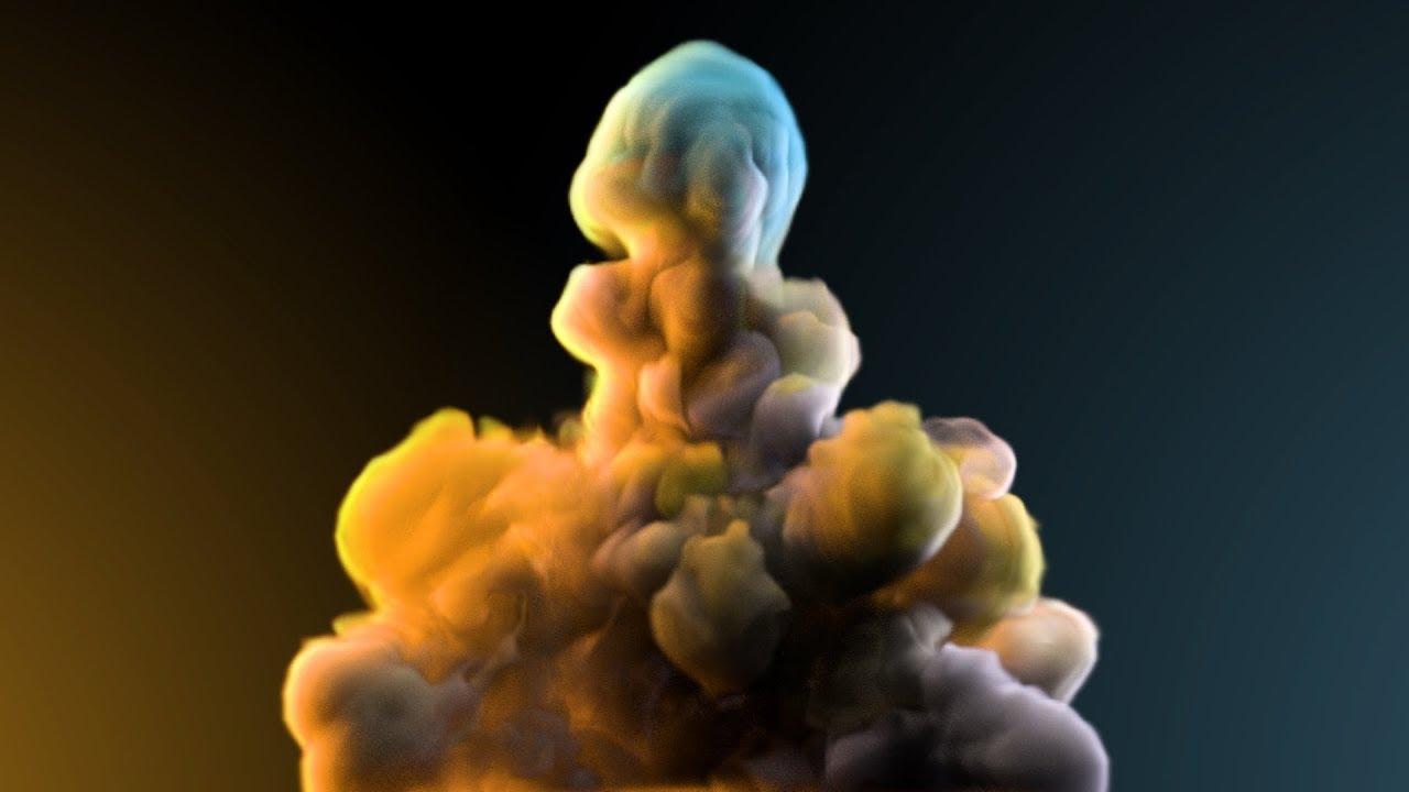 Smoke Rendering With Blender Cycles | CG TUTORIAL