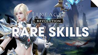 Cara Mendapatkan Forgotten Scroll Rare Skill Healing Strike di Lineage 2 Revolution Indonesia