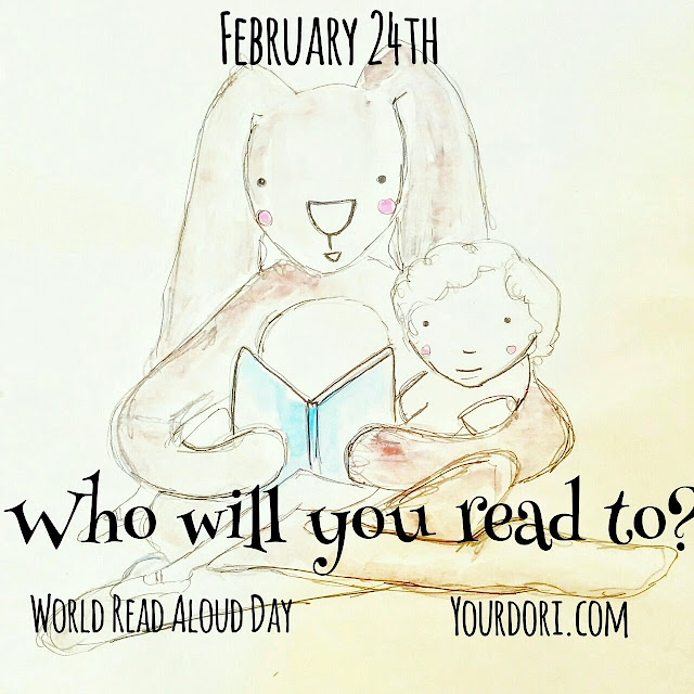 Bunnies, Read Aloud, Read, Yourdori