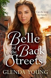 Debut Novel Belle of the Back Streets - November 2018