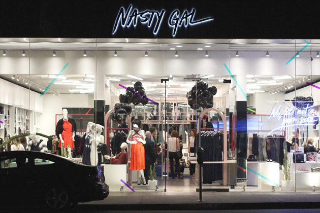 Nasty Gal Going out of business