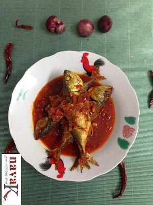 How to make Ikan Tiga Rasa - Step 10