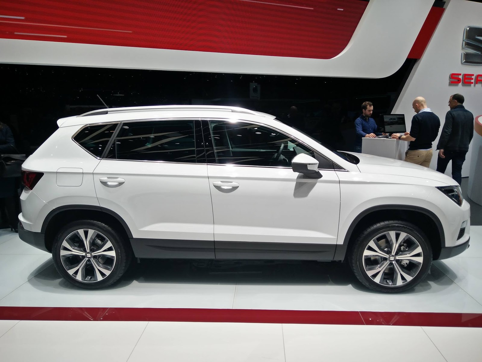 Introducing The Seat Ateca Suv Pulman Group