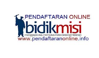 Pendaftaran Online Bidikmisi 2019-2020