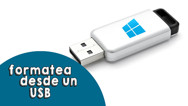 Como crear un USB  booteable con Windows 7, 8 ,10