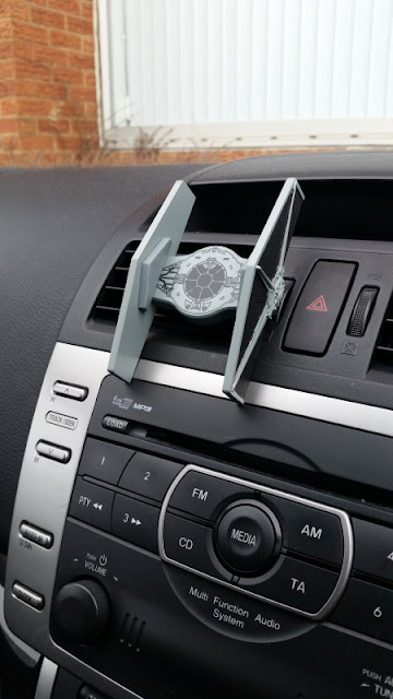 Starwars Car Phone Holder
