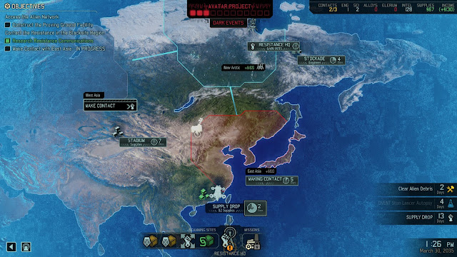 review xcom 2 strategic map
