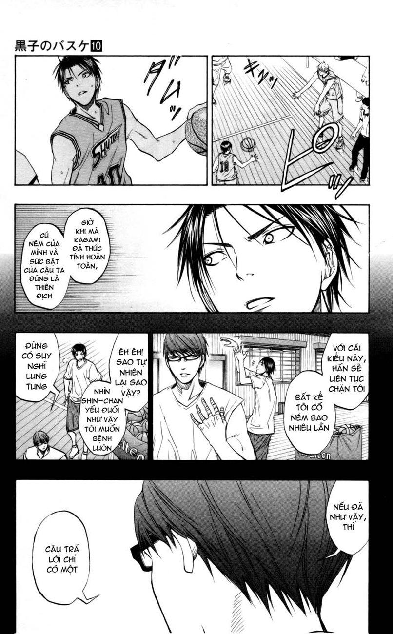 Kuroko No Basket chap 086 trang 13