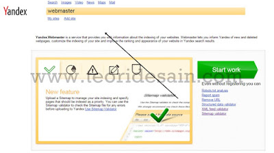 Cara Mendaftarkan Blog di Yandex1