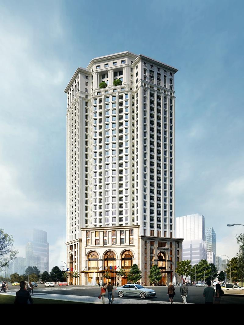 Chung cư Hateco Laroma Chùa Láng - dự án hot nhất năm 2018 tại Hà Nội