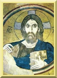 Christ Icon, 11th Century, PD-1923