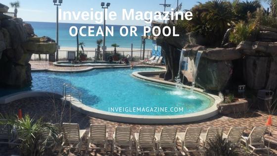 ocean, pool