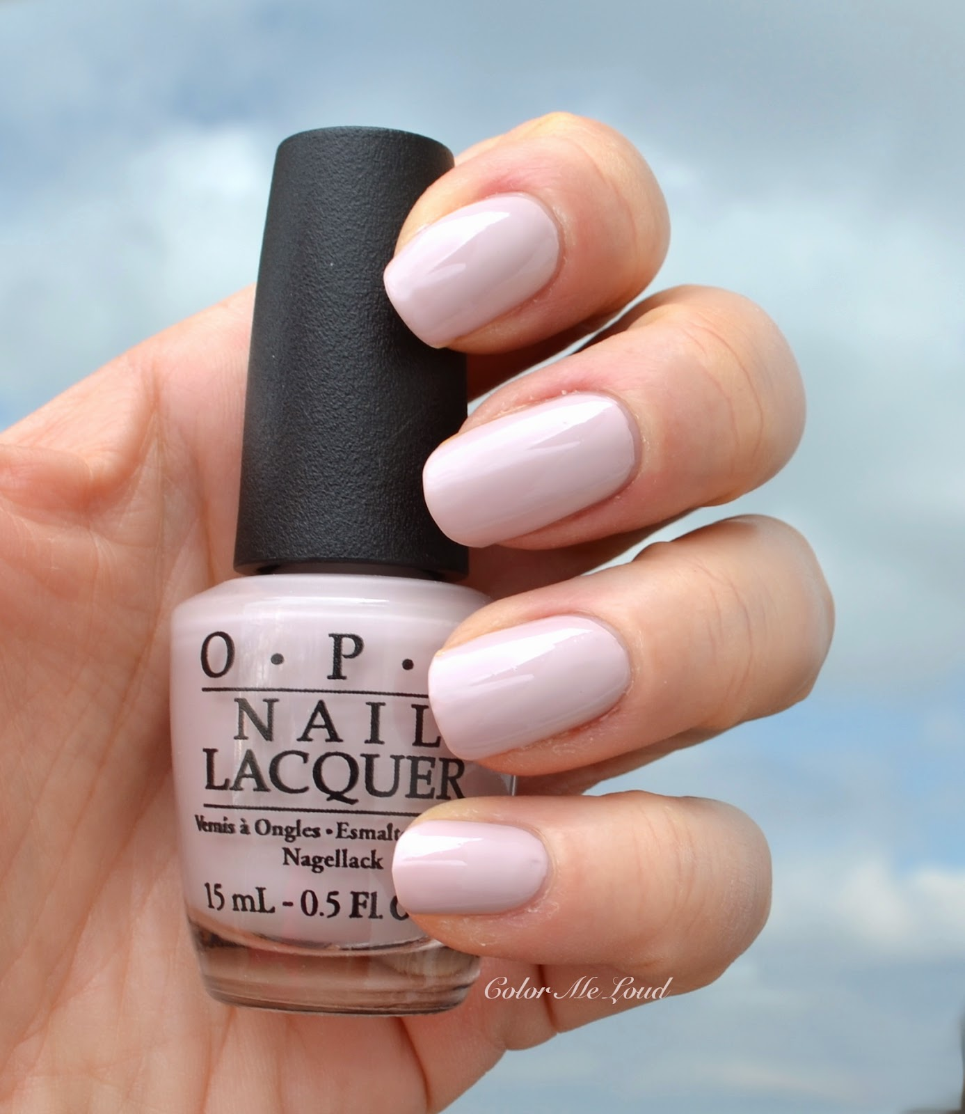 My Favorite OPI Nail Colors - all TEN things