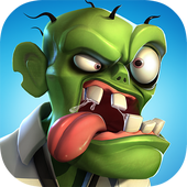 Clash of Zombies II: The invasion of Atlantis APK v1.1 Mod Full Unlimited