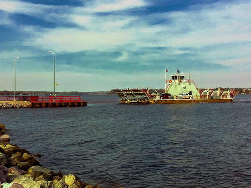 The Merrimac Ferry