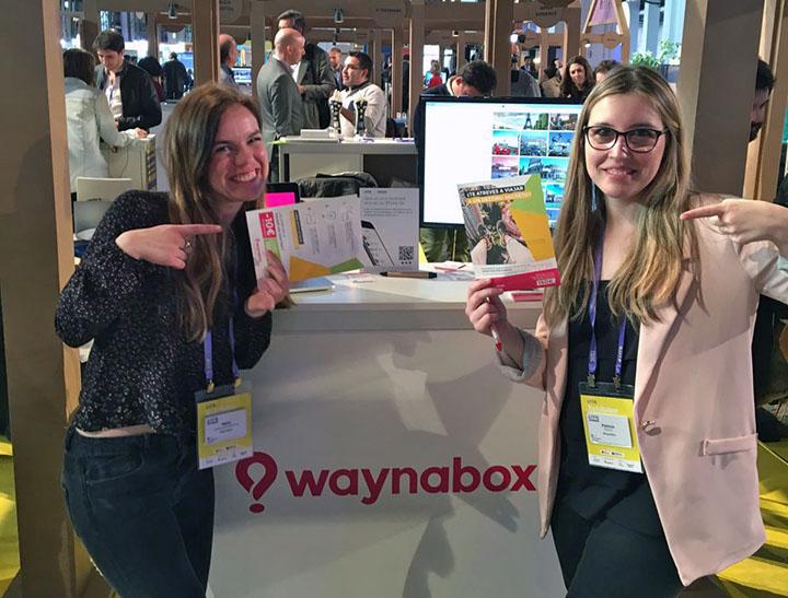 Waynabox - путешествия вслепую
