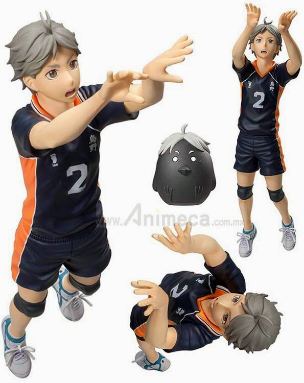KOSHI SUGAWARA Players Series FIGURE Haikyuu!! Takara Tomy Marketing