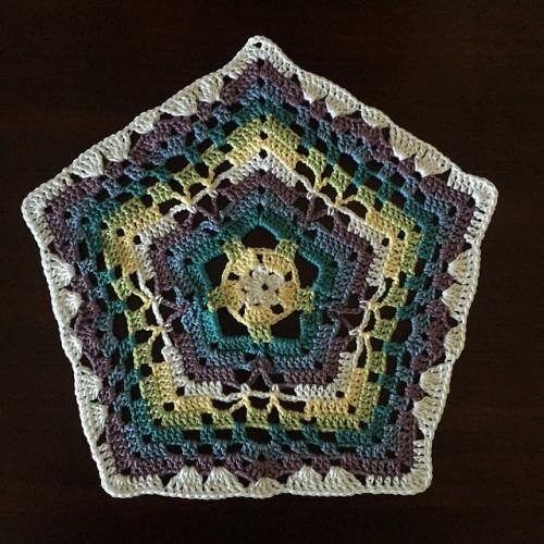 Memory Mandala - Free Pattern