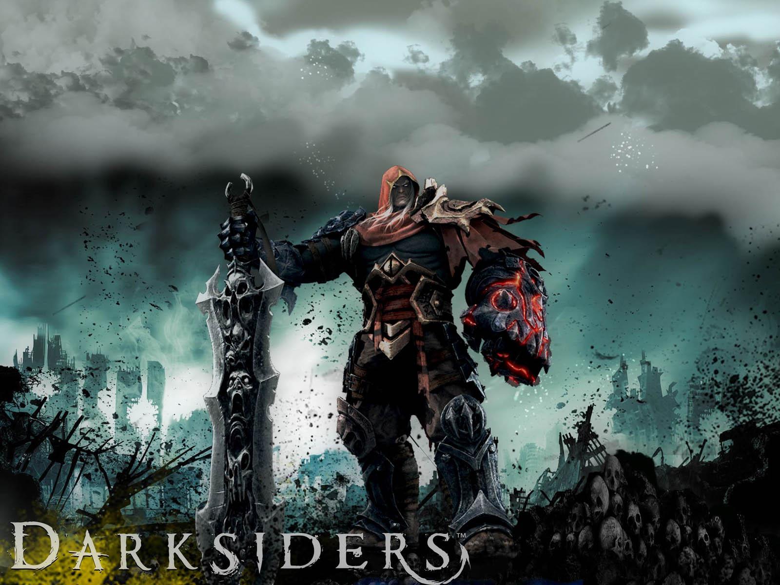 wallpaper: Darksiders Game Wallpapers